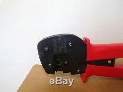 Molex Mouser 63823-6400 Hand Crimp Tool For CTX150 SWS Receptacle Terminals
