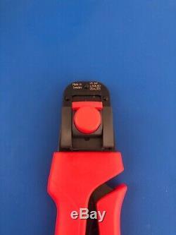 Molex Ratchet Hand Crimping Tool 63811-8200F
