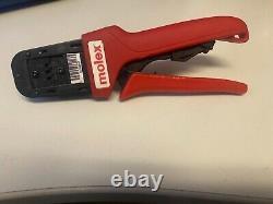 Molex tool hand crimper 638276900