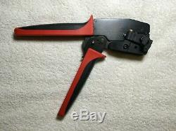 NEW Molex Hand Crimp Tool 63811-7400 for 22-26 AWG (Hand Crimper 0638117400)