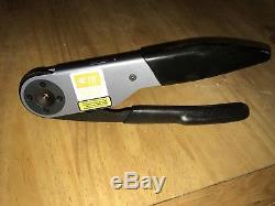 NEW5 piece Deutsch set-HDT-48-00 Genuine Hand Crimp & tools