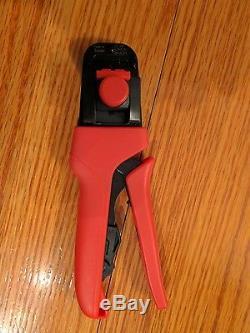 New 96M8701 Molex 638191200A Hand Crimp Tool Terminals