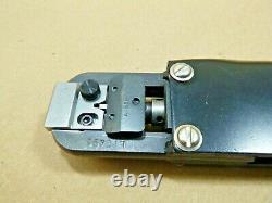 New Berg Ht-73 Hand Wire Crimper For Mini Pv Receptacles Fci Amphenol