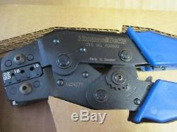New Thomas & Betts Hand Crimp Tool Cat. 600000 16-22 AWG Wire New Old Stock