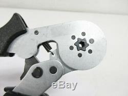 PHOENIX CONTACT 1206366 CRIMPFOX UD 6-6 CRIMP FOX Hand Crimping Tool