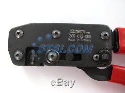 Panduit 200-013-000 Hand Crimp/Crimping Tool, Excellent Condition STSI