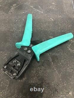 Panduit Ct-1002 26-10 Awg Hand Crimp Tool Crimper