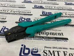 Panduit Hand Crimp Tool CT-1525 with Warranty