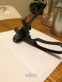 Pexto hand crimper No. 788 peck stow wilcox crimper roller