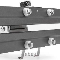 Portable Handheld Crimp Sealer 16'' Aluminum Foil Bags Hand Sealing Machine Tool