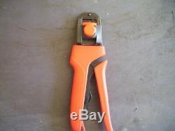 Pre-Owned Molex 638190000A Hand Crimp Tool