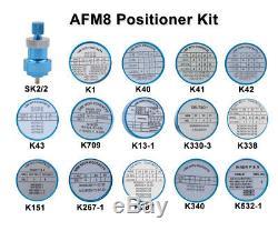 Precisetool AFM8 Positioner Kit K Series SK2/2 for YJQ-W1A Hand Crimping Tool
