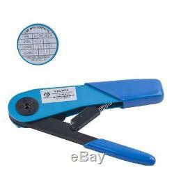 Precisetool YJQ-W1A(AFM8) Aviation Wire hand Crimp tool K40 Positioner 20-32AWG