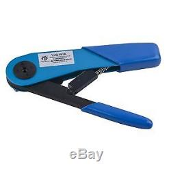 Precisetool YJQ-W1A Aviation Hand Wire Terminal Crimping Tool for Cable Assembly
