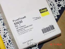 PureFlow 50020, Ratcheting PEX Press Crimper 2-Handed Crimping Ratchet Tool NEW