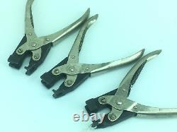 Pyrotenax Size F G Hand Crimping Tool Maun Made In England