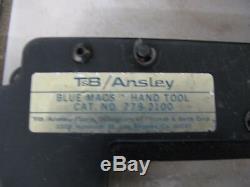 RJ45 RJ11 LAN Network Cable Tester Crimper Hand Tool Set