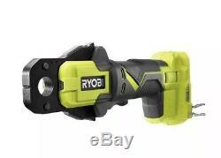 RYOBI PEX Crimp Ring Press 18V One-handed Crimping. Brand New