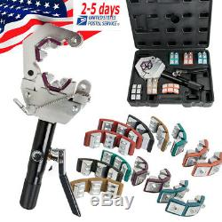 Repair Air Conditioner Automotive Hose Crimping Tools hand-held hydraulic press