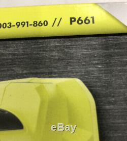 Ryobi One 18V System Pex Crimp Ring Press Tool Easy One-Handed P661 New in Box