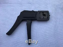Sentinel 900000 ratchet hand tool crimper with 900208 die BTA 313 8x8 Cat5e 107