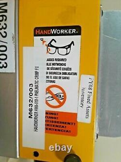Simonds HWA-510-1 HandWorker Air Powered Hand Tools Station & JAE Hand Crimper