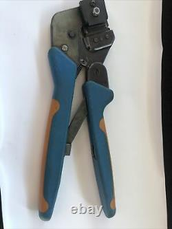 TE Connectivity / AMP 354940-1 Hand Crimper Tool Entry With 58529-2 Die 18-20 AWG