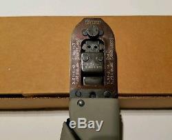 TE Connectivity AMP 91521-1 Certi-Crimp II Hand Tool