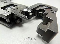 TE Connectivity AMP Connectors 543344-1 HAND CRIMPER TOOL WITH 543424-1 DIE SET