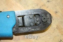 TE Hand Crimp Tool 91521-1