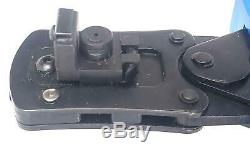 TE Tyco Electronics 6-1393462-4 Hand Crimping Tool #41096