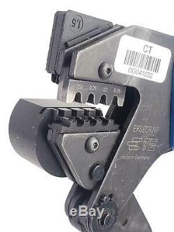 TE Tyco Electronics AMP 539635-1 Hand Crimping Tool #41032