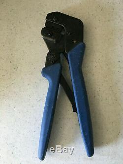 TE Tyco Electronics Hand Crimp Tool 90869-1 Procrimp TL with Die Comm. 062 P/S F