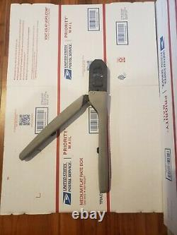 TYCO 91518-1 HAND CRIMP TOOL 32-28 AWG CERTI-CRIMP II AMP TE crimper tool pins 2