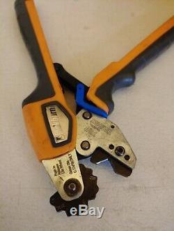 Thomas & Betts Blackburn TBM45S Hand Crimper Crimping Tool