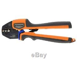 Thomas & Betts ERG4001 Sta-Kon Ergonomic Hand Tool for Crimping RA, RB and RC In