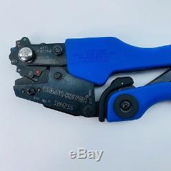 Thomas & Betts T&B TBM25S Diamond Shaped Comfort Crimp Crimper Hand Tool
