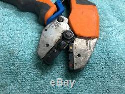 Thomas and Betts ERG4001 STAKON Ergonomic Hand Tool for Crimping