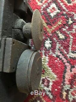 Tinsmith Roller Tool Crimper Beader Antique