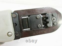 Tyco 91505-1 Hand Crimp Tool 24 16 Awg Certi-crimp II Amp Te
