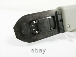 Tyco 91542-1 Certicrimp 2 Shat Size 16 Iii+ 24 22 Awg Hand Crimp Tool Amp Te