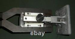 Tyco Amp 231880-1 Champ Mi-1 Butterfly Multi Insertion Crimp Hand Tool 64 Pin