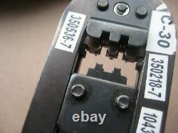 Tyco Electronics 91500-1 Certicrimp Hand Crimp Tool 20-14 Awg Mate-n-lok