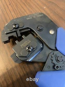 Tyco Electronics Amp 790163-1 Hand Crimping Tool for Modular Plugs