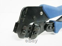 Tyco Electronics Pro-crimper III Hand Tool With 90547-1 Die 20 14 Awg