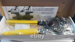 Viega PEX Crimp Compact Angled Hand Tool 1/2 Diameter Yellow 41423