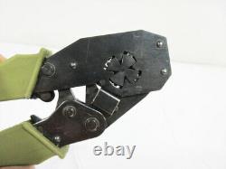 WAGO VARIOCRIMP 4 24AWG 12AWG 0.25mm 4mm 206-204 HAND CRIMP TOOL