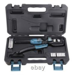 WIRE ROPE REPAIR H/DUTY HAND HYDRAULIC WIRE ROPE CRIMPING TOOL Balustrade