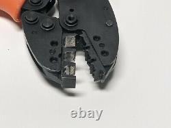 Weidmuller PZ50 900645 Hand Crimper Tool 1 3 AWG 9006450000 Crimper