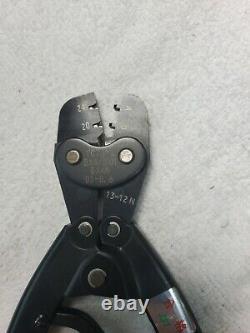 YC-701R JST Sales America Inc. Tool Hand Crimper 20-24Awg